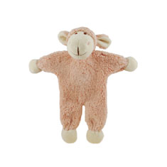 Simply Fido Stuffless Lolly Lamb Organic Dog Toy