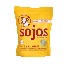 Sojos Complete Dog Food Mix Beef