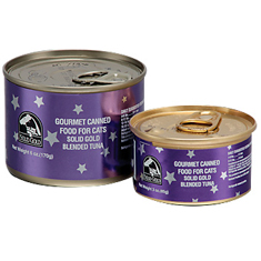Solid Gold Blended Tuna Gourmet Cat