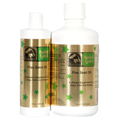 Solid Gold Flax Seed Oil