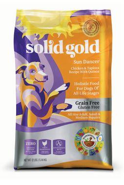 Solid Gold Sun Dancer Dry Dog Food