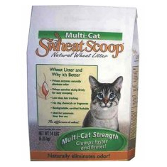 Swheat Scoop Multi Cat Natural Cat Litter
