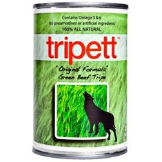 Tripett Original Green Beef Tripe