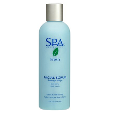 Tropiclean Spa Fresh Facial Scrub