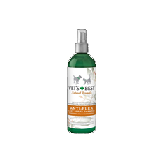 Vets Best Anti Flea Easy Spray Shampoo