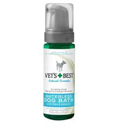 Vets Best Waterless Bath