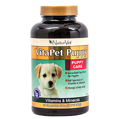 Naturvet VitaPet Puppy Tablets
