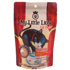 Waggers My Little Lion Grain Free Salmon Licious Cat Treats