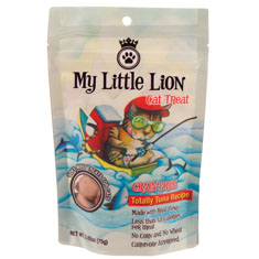 Waggers My Little Lion Grain Free Totally Tuna Cat Treats