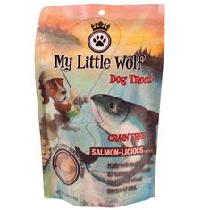 Waggers My Little Wolf Grain Free Salmon Licious Dog Treats