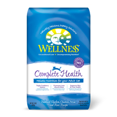 Wellness Cat Complete Health Chicken Recipe