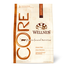 Wellness Core Cat Fish and Fowl Recipe Dry Food