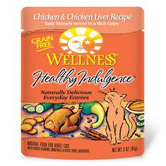 Wellness Healthy Indulgence Chicken and Chicken Liver
