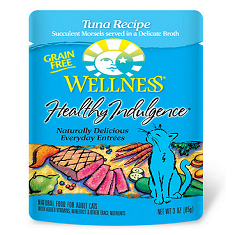 Wellness Healthy Indulgence Tuna Recipe