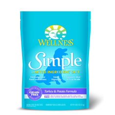 Wellness Simple Solutions Turkey and Potato