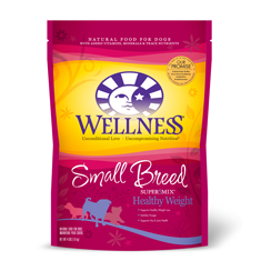 Wellness Super 5 Mix Small Breed Healthy Weight Dry Dog Food