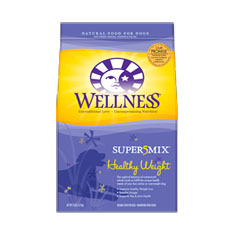 Wellness Super5Mix Healthy Weight Dry Dog Food