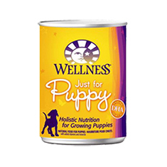 Wellness Super5Mix Just for Puppy Canned