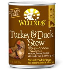 Wellness Turkey and Duck Stew