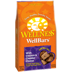 Wellness WellBars Chicken and Cheddar
