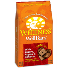 Wellness WellBars Fruit and Yogurt