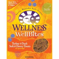 Wellness WellBites Duck and Turkey