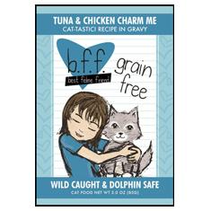 Weruva BFF Tuna and Chicken Charm Me Pouch