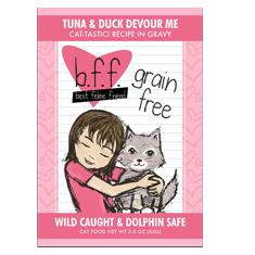 Weruva BFF Tuna and Duck Devour Me Pouch