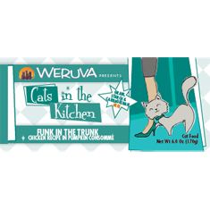 Weruva Cats in the Kitchen Funk in the Trunk Cans