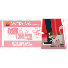 Weruva Cats in the Kitchen Kitty Gone Wild Cans