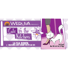 Weruva Cats in the Kitchen La Isla Bonita Cans