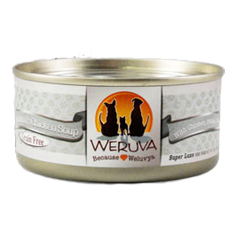 Weruva Grandmas Chicken Soup Dog Food Cans