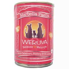 Weruva Marbella Paella Can Dog
