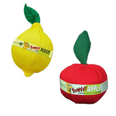 Yeowww Fruit Shaped Catnip Toys
