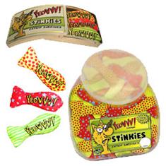 Yeowww Stinkies