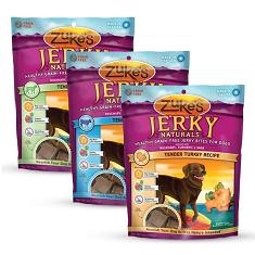 Zukes Jerky Naturals DOG