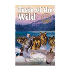 Taste of the Wild Wetlands Canine with Roasted Wild Fowl
