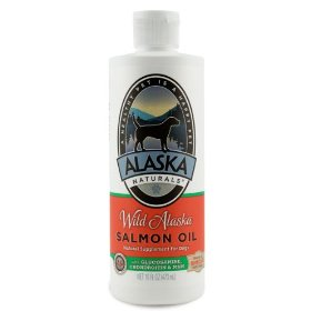 Alaska Naturals Salmon Oil for Dogs with GCM