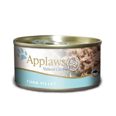 APPLAWS Tuna Fillet Cat Cans