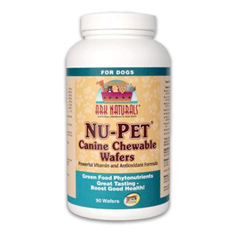 Ark Naturals Nu Pet Canine Wafers