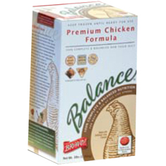 Bravo Balance Raw Chicken Formula