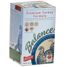 Bravo Balance Raw Turkey Formula