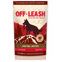 Buddys Kitchen Grain Free Off Leash Smokey Beef Recipe