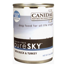 Canidae Pure Sky Canned Dog Food