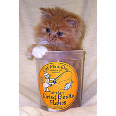 Cat Man Doo Extra Large Dried Bonito Flakes