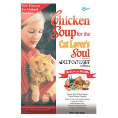 Chicken Soup Adult Cat Light Dry Food