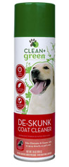 Clean and Green De Skunk Cleaner and Odor Remover