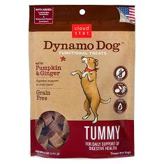 Cloud Star Dynamo Tummy Pumpkin Ginger Treats