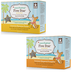 Cocotherapy Five Star Organic Coconut Training Treats