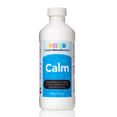 Complete Natural Nutrition Calm